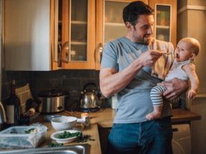 Blender chauffant pour bébé